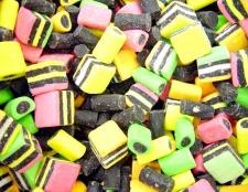 Де з'явилися перші цукерки