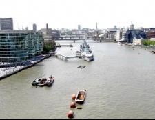 Де протікає Темза