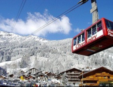 Гірськолижний відпочинок в альпах: курорт Шампері