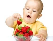 Ігри, спрямовані на розвиток нюху і смаку у дитини