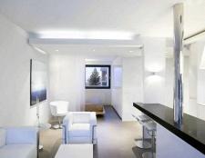 Інтер'єр квартири в стилі мінімалізм