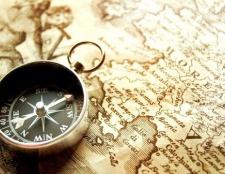 Історія компаса