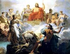 Відомі боги древніх римлян