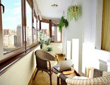 Ефективне використання балконного простору