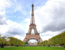 Ейфелева вежа: деякі факти історії будови