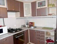 Економія простору на кухні