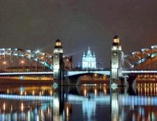Екскурсії по Санкт-Петербургу: як вибрати найцікавіші