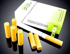 Електронні сигарети: міфи і реальність