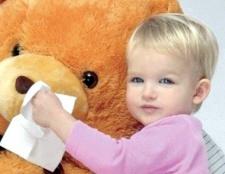 Як швидко позбавитися від дитячого нежитю