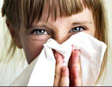 Як швидко зняти симптоми алергії