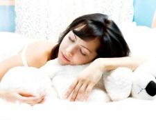 Як швидко заснути без ліків