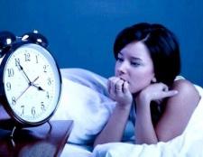 Як бути, якщо не можеш заснути