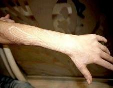 Як робляться білі татуювання