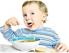 Як добитися хорошого апетиту у дитини