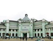 Як дістатися до білоруського вокзалу