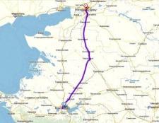 Як доїхати з Ростова до Краснодара