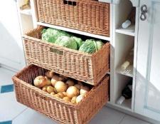 Як довго зберегти овочі свіжими