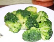Як готувати брокколі
