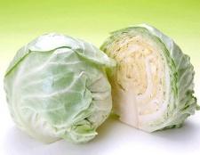 Як готувати салати з капусти на зиму