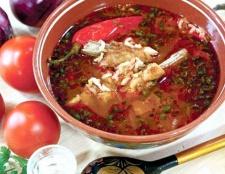 Як готувати суп без картоплі