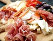 Як готують закуски в італії