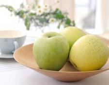 Як зберігати яблучний сік