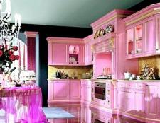 Як використовувати рожевий колір в інтер'єрі