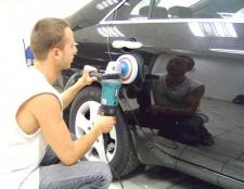 Як позбутися від іржі на авто