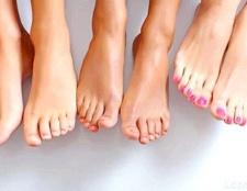 Як лікувати біль в мізинці ноги