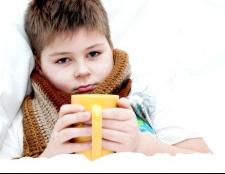 Як лікувати хворе горло у дітей