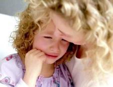 Як лікувати флюс у дитини в домашніх умовах