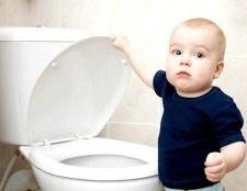 Як лікувати запор у дворічної дитини