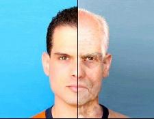 Як змінюється обличчя людини з віком