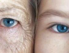 Як змінюються риси обличчя з віком