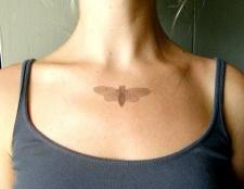 Як можна зробити тимчасове татуювання