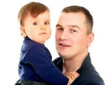 Як знайти батька своїй дитині