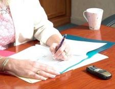 Як написати заяву приставам