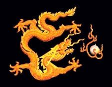 Як намалювати красивого дракона