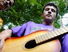 Як навчитися читати акорди для гітари