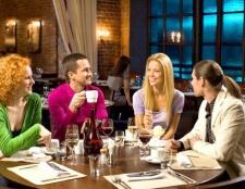 Як недорого і смачно повечеряти в ресторані