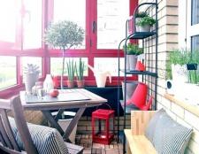 Як облаштувати балкон чи лоджію
