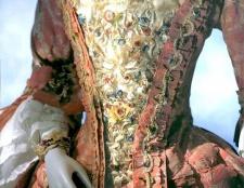 Як одягалися в 17 столітті