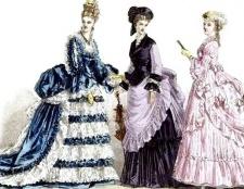 Як одягалися в 18 столітті