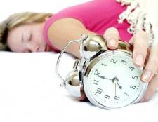 Як відрегулювати сон