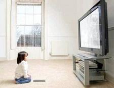 Як відучити дитину від телевізора