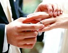 Як перенести день весілля