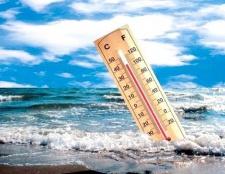 Як перевести градуси за Кельвіном в градуси Цельсія