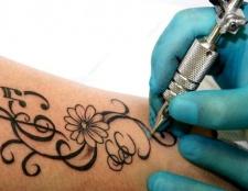 Як підготуватися до нанесення татуювання