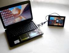 Як підключити планшет до комп'ютера