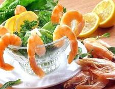 Як схуднути за креветочной дієтою